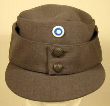 Finnish Finland Army M/65 Field Utility Dress Hat Cap W/ Enlisted Cockade Pip