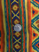 Vintage Fabric  Cotton Blend  3 Yards
