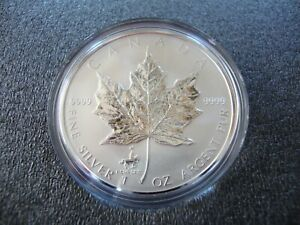 "CANADA $5 MAPLE LEAF /""TITANIC/"" PRIVY MARK 1998 Lowest Mintage 26000"