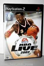 NBA LIVE 2002 GIOCO USATO OTTIMO STATO SONY PS2 EDIZIONE ITALIANA GS1 32878