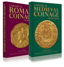 A History of Roman Coinage and A History of Mediveal Coinage - £40, save £10