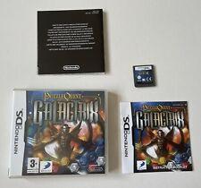 Puzzle Quest: Galactrix Nintendo DS Complete PAL