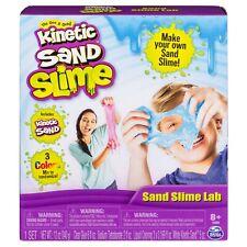 Kinetic Sand Kids Sand Slime Lab