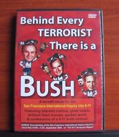 Behind Every Terrorist There Is A Bush - *New 2005 DVD documentary