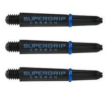 1 New Set Harrows SuperGrip Carbon Extra Strong Dart Shafts – Short - Aqua