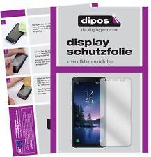 2x Samsung Galaxy S8 ACTIVE Protector de Pantalla protectores transparente dipos