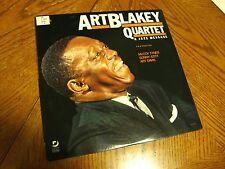 ART BLAKEY QUARTET A JAZZ MESSAGE 1986 REMASTER EXCELLENT VINYL MCCOY TYNER