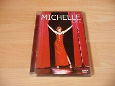 DVD Michelle - Live - 2001
