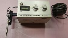 Taylor-Hobson Surtronic 3 Roughness tester