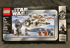 LEGO Star Wars Snowspeeder 20th Anniversary Edition -- 75259 -- New in Box NIB