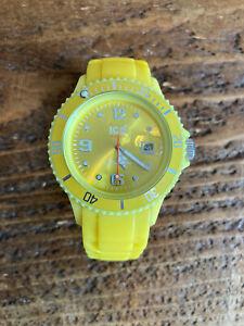 Ice Watch Mens Yellow