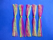 5 Skirts- Chartreuse / Pink - #5-9369