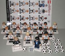 Auswahl! Lego 71014 DFB Minifiguren Die Mannschaft ! Einzelfiguren oder Satz