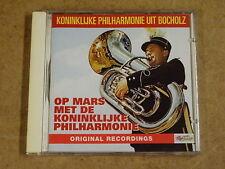 CD / OP MARS MET DE KONINKLIJKE PHILHARMONIE UIT BOCHOLZ