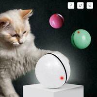 USB LED Glowing Motion Ball Toy Pet Cat Kitten Dog Playing Q3Q5 Q1K2 H3H4