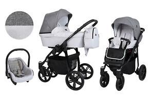 Kinderwagen Kunert VERINO 3 in 1 Sportwagen Babywagen Autositz Babyschale NEU
