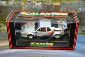 Scalextric - C405 - BMW M1 - Boxed