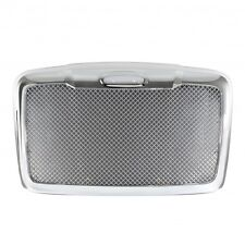 Mesh Grille with Bug Screen and Logo Mount, Chrome for Freightliner Cascadia
