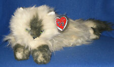TY CLASSIC PLUSH - PEACHES THE HIMALAYAN CAT – MINT with MINT TAG - BRAND NEW!!!