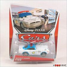Disney Pixar Cars Security Guard Finn 2013 Airport Adventure collecton #4 of 7