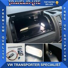 VW T5 Transporter LED glove box  Light Unit Upgrade & Wiring Kit Brand New 10-15