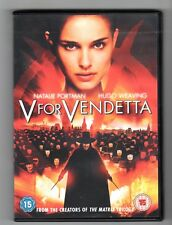(HV612) V For Vendetta - 2006 DVD