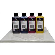 Kit Sublimazione di qualità per stampanti EcoTank, Inchiostro 400ml, Carta A4