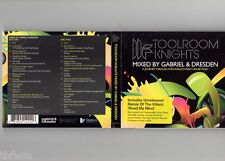 Gabriel & Dresden-Toolroom Knights - 2cd mixed-House Electro