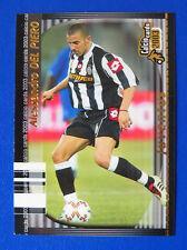 CALCIO CARDS 2003 - PANINI - N. 70 - DEL PIERO - JUVENTUS - new