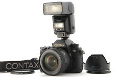 [Near Mint] CONTAX N1 + Vario Sonnar T* 24-85mm F/3.5-4.5 + TLA360 From Japan