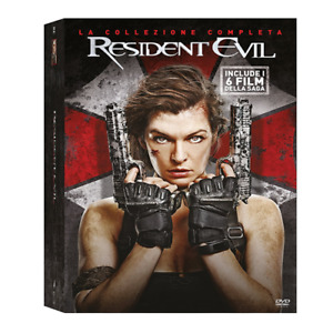 RESIDENT EVIL - Collection (6 Dvd)