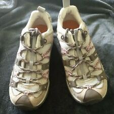 Merrell Cami Sport Toggle Hiking Shoes Womens Size 5.5  Vibram Bottoms
