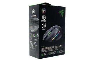 Razer, Basilisk Ultimate Gaming Mouse, Razer Chroma RGB, Focus+
