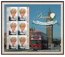 antigua ca 1998 lady di diana spencer princesse galles prince wales big ben bus