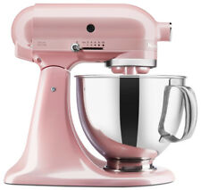 KitchenAid 5 Qt.Artisan Mixer 5KSM175 W/2BOWLS FLEX BEATER 220 VOLT FOR OVERSEAS