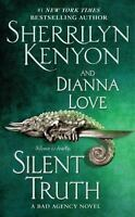 Silent Truth by Sherrilyn Kenyon and Dianna Love (2010, Paperback) Used Good