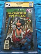 Wonder Woman #175 - DC - CGC SS 9.6 - Signed by Jim Lee - Joker Batman Superman