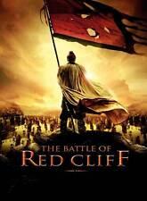 RED CLIFF Movie POSTER 30x40 Chen Chang Yong Hou Jun Hu Takeshi Kaneshiro Tony