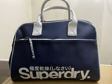 Superdry Tennis Tote Bag - Navy/White BNWT Ref TT04