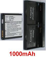 Batterie 1000mAh Pour BLACKBERRY Curve 9350 9360 9370 type ACC-39508-201