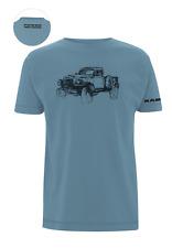New Men's Dodge Ram Men's Power Wagon Sketch T-shirt T Shirt Slate Mopar Large