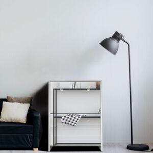 2 Deawers Mirrored Glass Shoe Cabinet Storage Organiser Racks Shelf uk