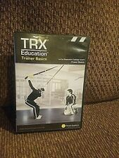 TRX Education Trainer Basics Coach Fraser Quelch Fitness Anywhere -Free Shipping