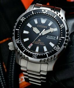 CITIZEN PROMASTER Fugu Limited Edition Diver's 200m Automatic NY0090-86E