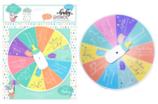 Baby Shower Spin the Bottle Game New Mum To Be Boy Girl Games Gender Reveal