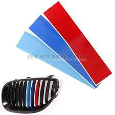 GRILLE KIDNEY M SPORT STRIPE DECAL VINYL STICKER FOR BMW M3 E39 E46 E90 X5 X6 US