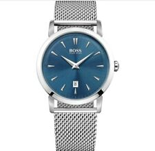 Boss Hugo boss 1513273 Blue Dial Men's Watch