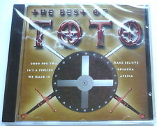 TOTO - The best of Toto - CD > NEW!