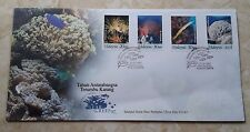 MAL 1997 International Year of the Reef ~ FDC