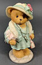 Cherished Teddies ~ Eleanor P. Beary - 1997 Membears Only (Ct971) *Mint*
